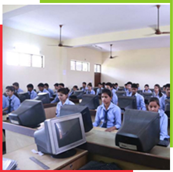 Computer Lab - Modern Group of Institutions, Jhansi